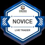 Learn to Trade Novice Digital Badge