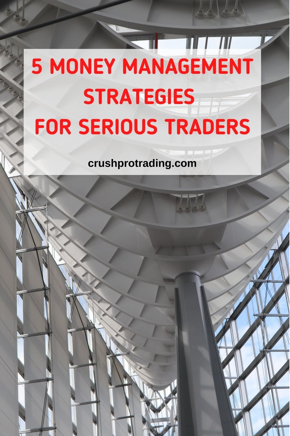 5 Money Management strategies for serious Traders